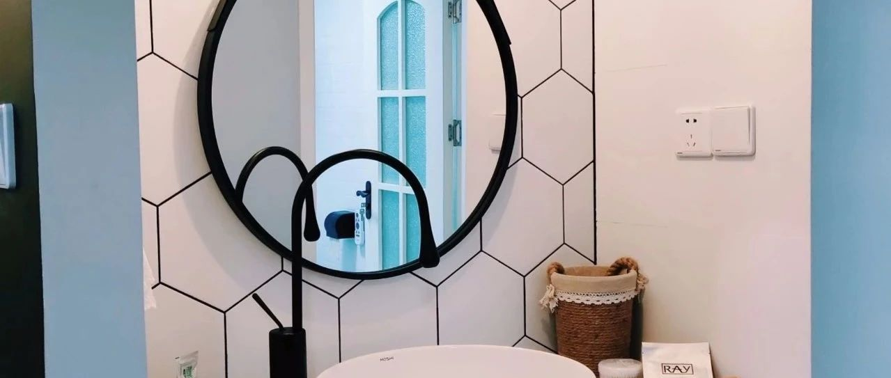 卫生间面积小,东西却很多,收纳如何设计好?