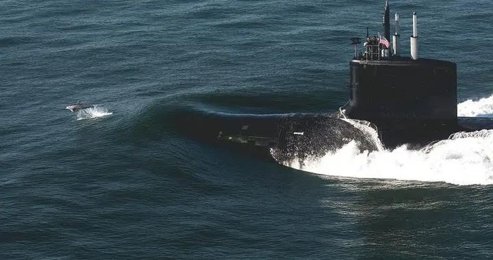 美国海军最新一艘核潜艇服役 因疫情取消入列仪式