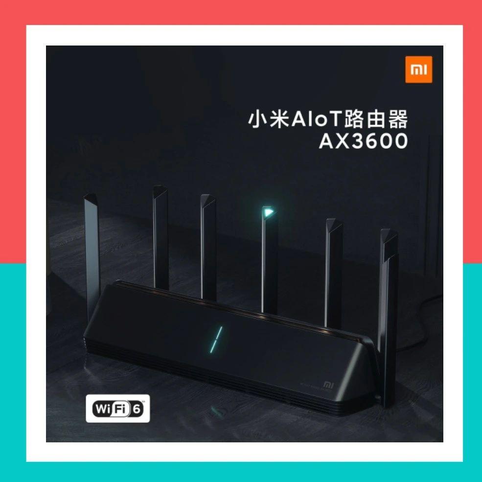 【搞事】创低价?Redmi首款WiFi6路由器/realme智能电视