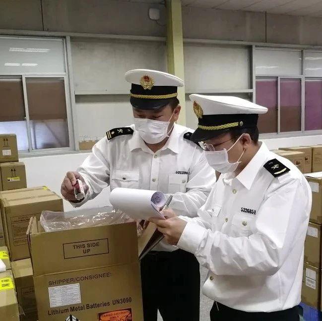 """惠州海关推行 """"两步申报"""",促进贸易便利化"""