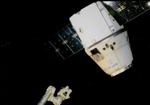 """SpaceX""""龙""""号飞船成功返航 第20次也是最后1次任务圆满完成"""