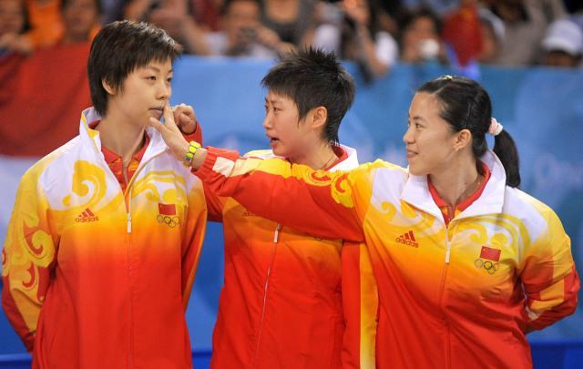她曾是中国乒坛最美运动员,后嫁入韩国,如今恢复单身默默无闻
