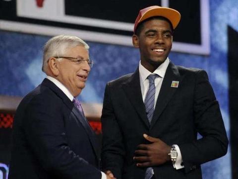 NBA选秀真的公平吗?詹姆斯离队骑士四年3状元