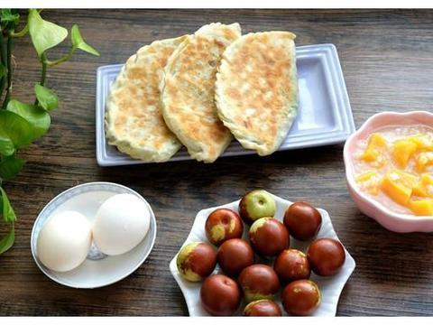 小学生早餐不用愁,六天早餐食谱分享,营养丰富花样多,孩子爱吃