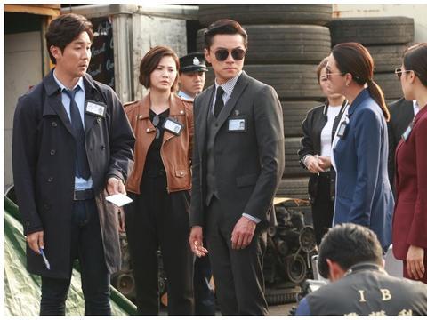 《法证先锋IV》破纪录,成为香港近七年最高收视的剧集!
