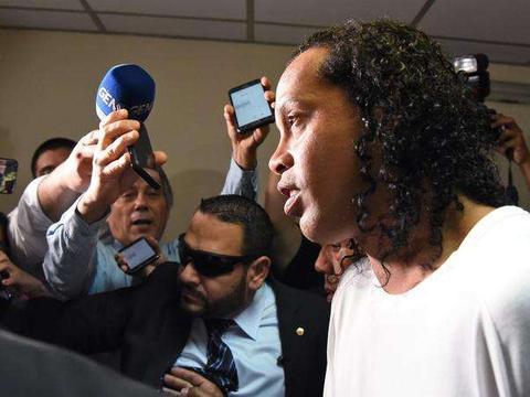 小罗支付160万美元出狱 暂时被送往酒店居住