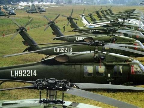 作为我国新一代多用途通用直升机,直20与黑鹰比,哪个先进