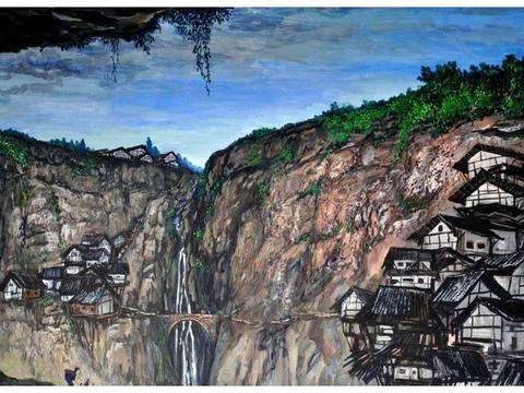 """重庆新晋""""网红景点"""",一个巨洞吸引无数游客,究竟有什么看点?"""
