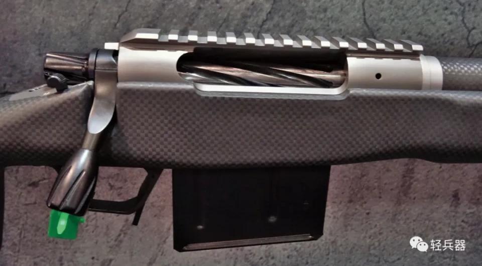 五发弹打出一个大孔的就是你?克里斯坦森TFM战术狙击步枪