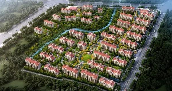 建面85-140平米 碧桂园博维·玫瑰庄园打造低密洋房