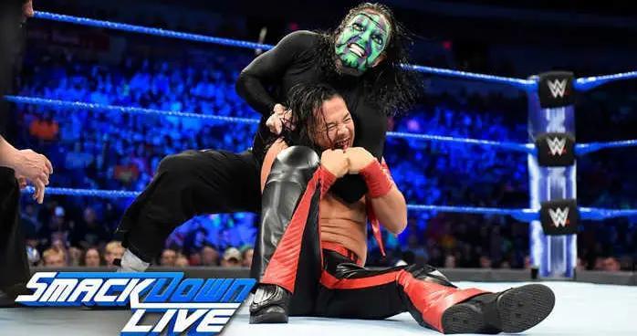 外媒爆料WWE高层曾考虑让杰夫·哈迪挑战战神高柏!