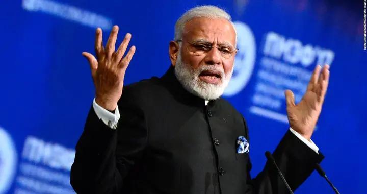新冠累计确诊突破38万,美国总统向印度发出威胁,莫迪已低头服软