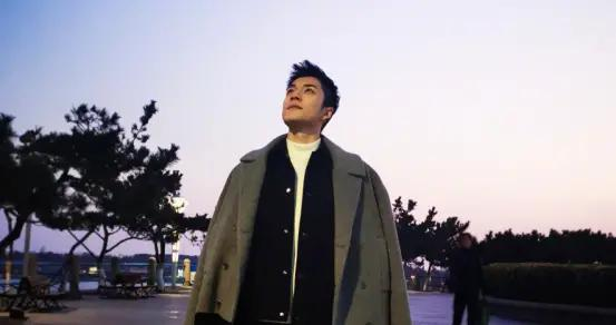 高颜值东北大男孩,被称为肌肉小狼狗,这样的韩东君太惹人爱了