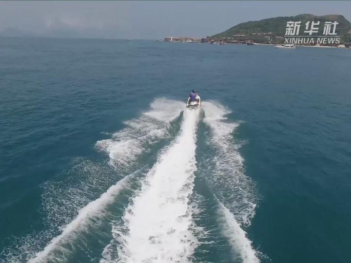 海南建设国家体育旅游示范区 推出竞猜体彩