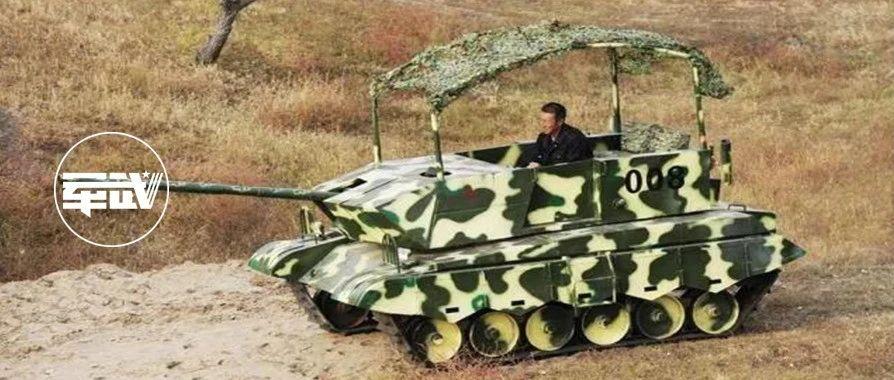 为什么中国的农民爱造飞机坦克潜水艇?