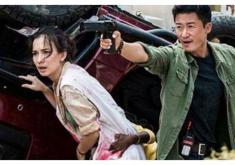 《战狼2》被翻拍,上映1天就下映,真拿自己当吴京?