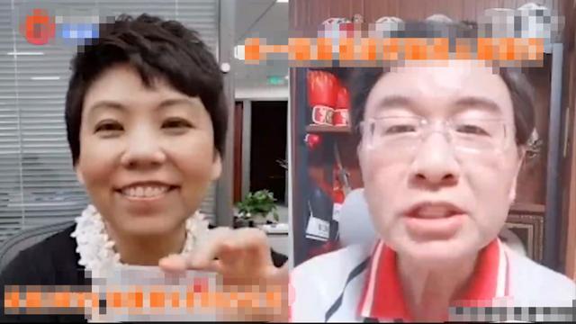 邓亚萍与韩乔生连线直播