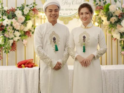 女孩与从小长大的邻居哥哥结婚,网友称她是回娘家最方便的新娘