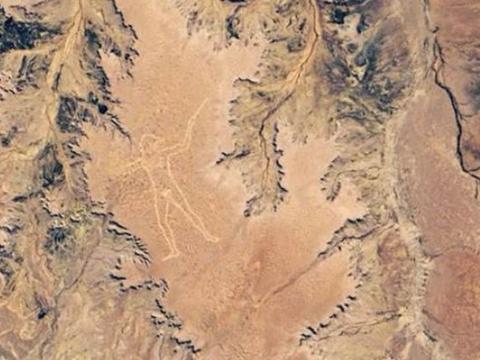 澳大利亚发现神秘巨型线人图像,横跨3.5km,科学家都无法解释!