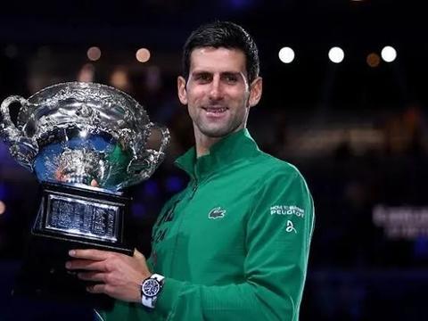 德约科维奇丨十位最伟大网球运动员倒计时