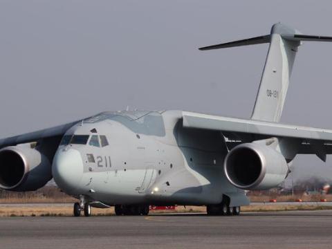 小心自卫队野心!日本国产大飞机产量直追运-20,发动机供货充足