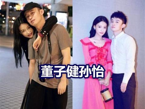 """""""欠了一个婚礼""""的夫妻,赵丽颖董子健依旧幸福,最后一对太遗憾"""