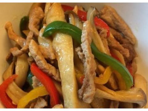 精选美食:茄汁烧菜包、里脊炒鲍菇、椒盐小黄鱼、醋香娃娃菜