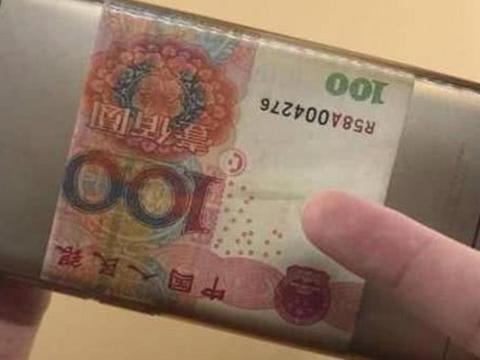 手机壳里放百元纸币,真的只图方便?没想到忽略如此大的安全隐患