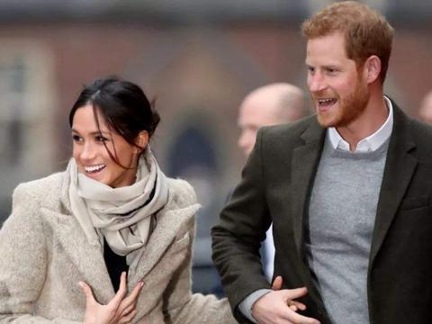 """网曝梅根将与哈里王子离婚,嫁入王室只为""""搞破坏""""?"""