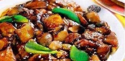 美食严选:酒香茄子,蜜汁酥皮虾,糖醋脆皮虾仁