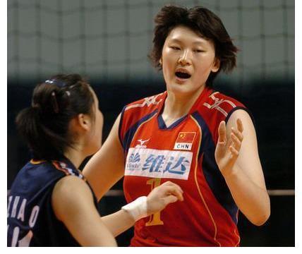"""她被誉为""""小王一梅"""",是天津女排最难缠的对手,可惜无冠退役"""