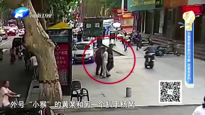 危机大调查:此时,活跃在火车站附近的三个老贼纷纷被捕