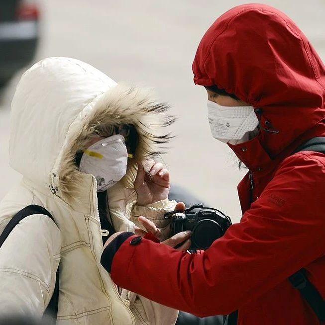 """多地出台""""摘口罩指南"""",专家倡导传染病高发期养成戴口罩习惯"""