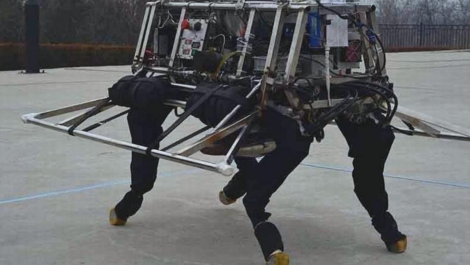 美苏两国机器人大赛,苏联机器人曾因过于暴力,遭到北约联合反对