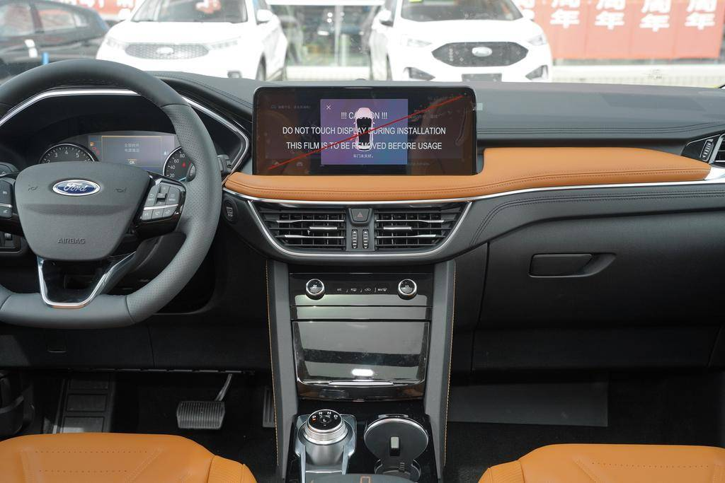 SUV版福克斯多强?全系2.0T+8AT,四驱系统成标配比肩中配RAV4