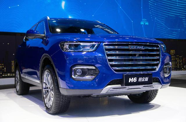导购   哈弗H6对比长安CS75PLUS,SUV榜单的一哥之争