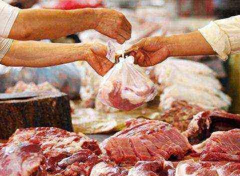 """买猪肉时,内行人才知道的""""暗语"""",商贩听了不敢""""忽悠""""你!"""