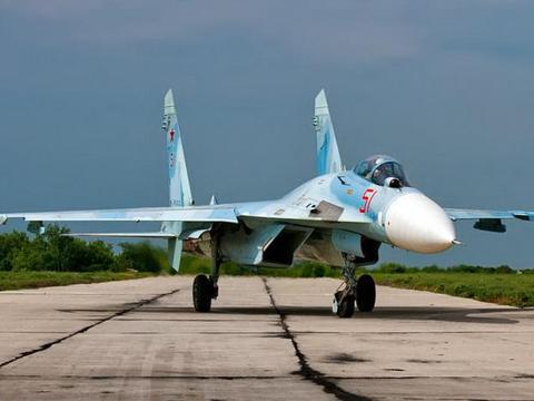 俄还没有搜到坠毁的苏-27,装载大量秘密设备,被西方获得就坏了