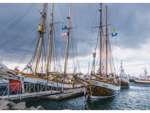 冰岛最适合赏鲸的小镇,99.5%的概率都能看到,还有罕见的深海鲸