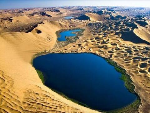 如果将海水引入沙漠会造成什么后果?看看中东国家,你就明白了