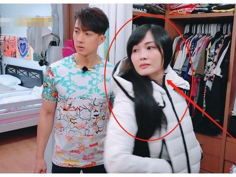 """有种""""保守""""叫做林丽莹,被吴尊要求穿吊带,她却偷偷加了个外套"""