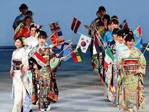 """东京奥运会被迫延期,""""和服项目""""照常进行"""