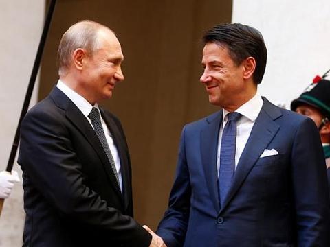 普京援助被称别有用心,意总理怒斥:这是对普京和意大利的侮辱