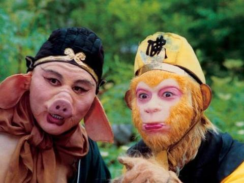 """《西游记》5版孙悟空:最""""不像""""的1位成了影帝,六小龄童要哭了"""
