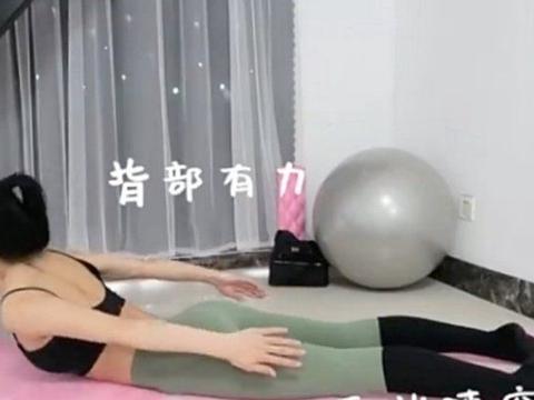 4个「棒式变化」铲除后腹、侧腰肉,两周腰围变纤细有感
