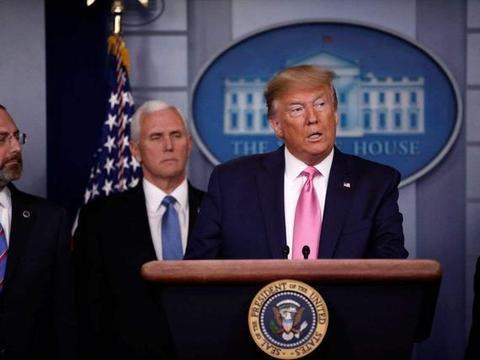 甩锅我国失败后,美国又有新目标了,美总统:做法让我非常不开心