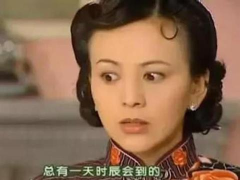 40岁苗圃新戏要演38岁秦岚的妈妈,尴尬、无奈?演技在那不违和