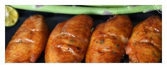 鸡的不同美食做法推荐:嫩烤鸡翅、新奥尔良烤全鸡、猴头菇炖鸡汤