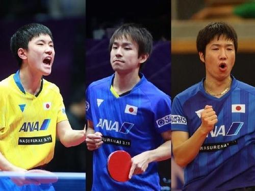 他是日本黄金左手!和伊藤美诚搭档成国乒大敌,敢和许昕比神仙球