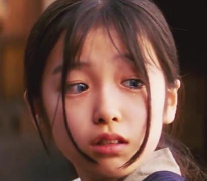 日本最美童星小千代,现样貌美如花,网友:吃了变美的秘诀吗?